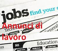 Offerte di lavoro in Italia e all'estero: annunci aggiornati