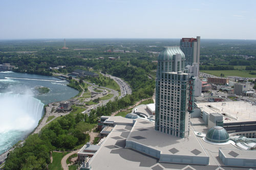 Niagara Falls On Casino