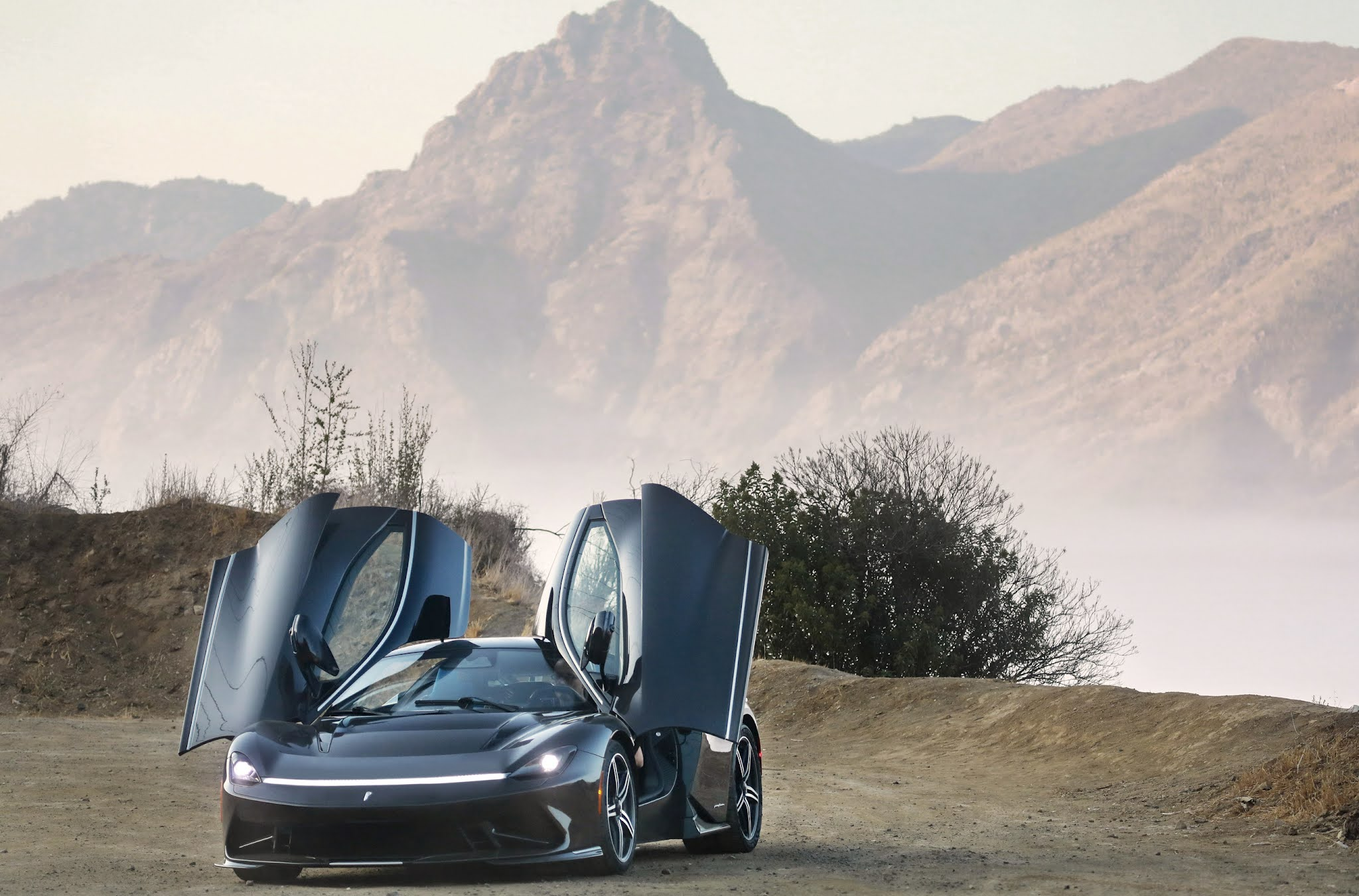 California Dreaming: Battista Hits The Open Road As It Makes Dynamic Debut In The US