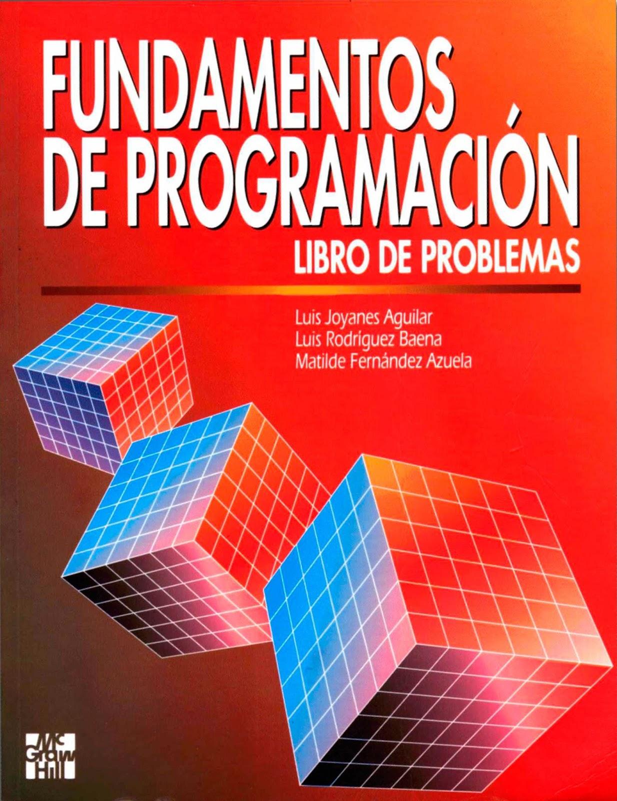 Fundamentos De Programacion Luis Joyanes Aguilar 4 Edicion Ebook Download