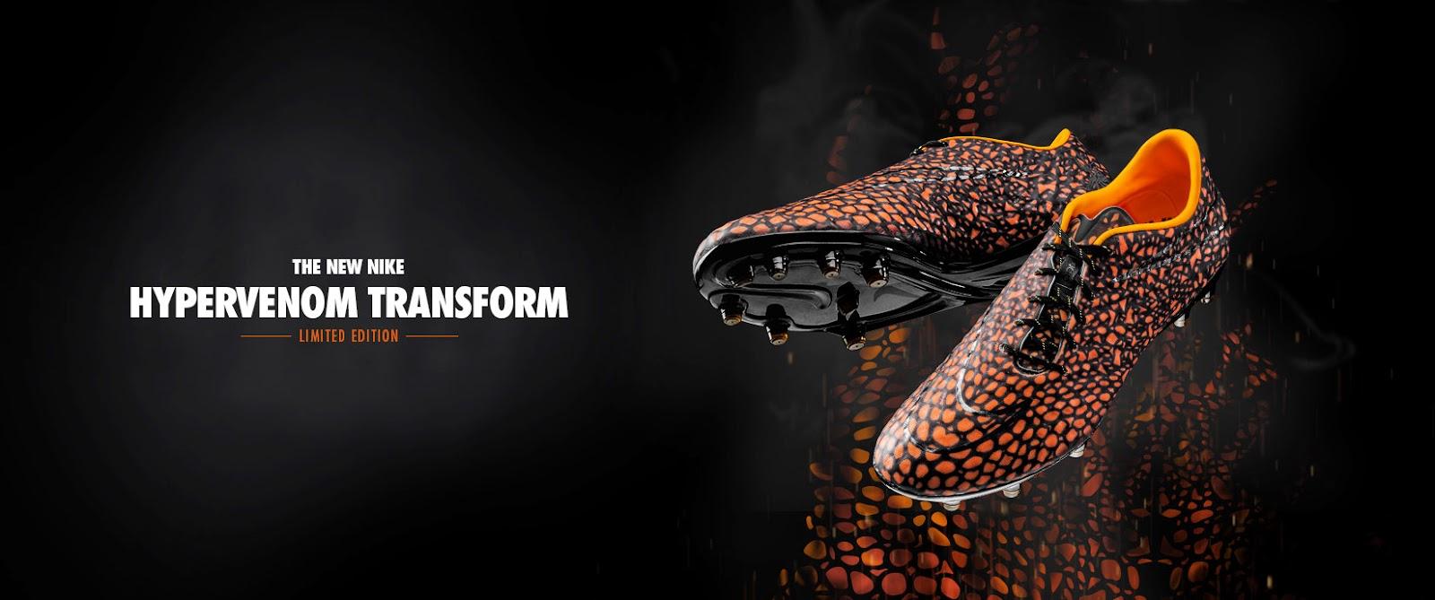 Prodotta In Transform Nike Hypervenom La Lancia Edizione Scarpa waqRUP