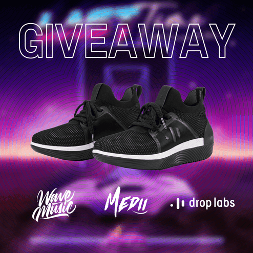 Droplabs EP 01 Sneakers Giveaway ( Worth Over : $299)