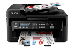 Epson WorkForce WF-2538 Driver Download