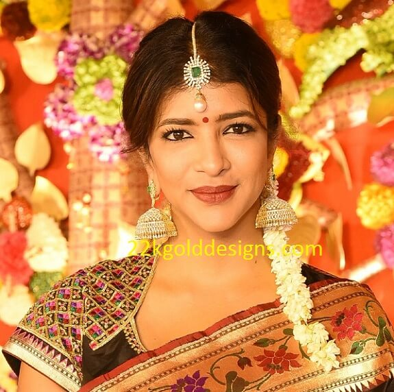 Lakshmi Manchu in Big Diamond Buttalu