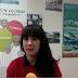 Silvia González, imparte una charla Las mujeres en el movimiento vecinal en el Centro de participación Ciudadana Marcelino Camacho