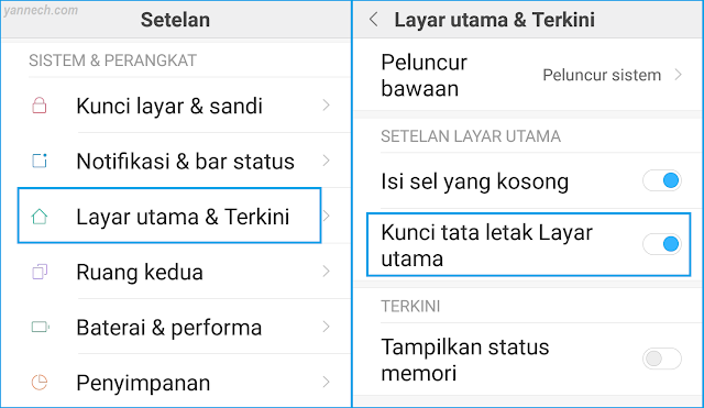 Cara Agar Aplikasi Tidak Bisa Di Hapus Dari Menu Android