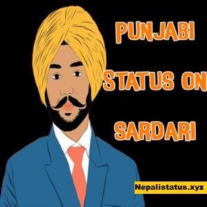 Punjabi Status Sardari 2020 : Best punjabi status sardari in punjabi