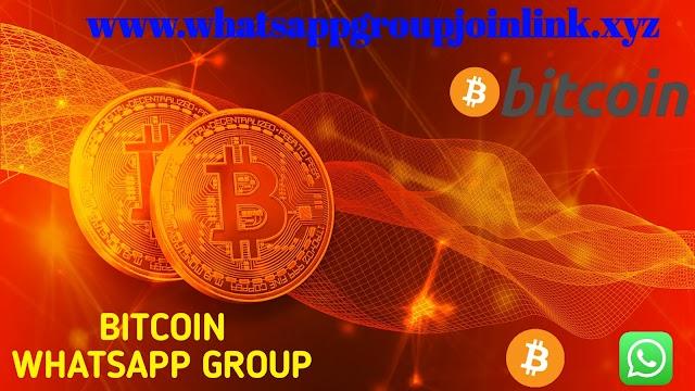 Bitcoin Whatsapp Group Links 2019