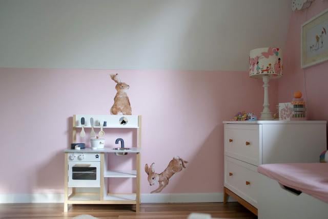 Pokój dwulatki - zawiły proces projektowania