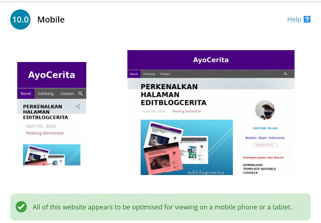 contempo indie simple template paling kuat di dunia