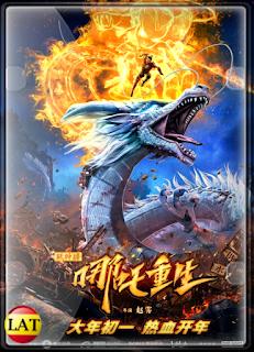 Nezha: El Renacer de Un Dios (2021) DVDRIP LATINO