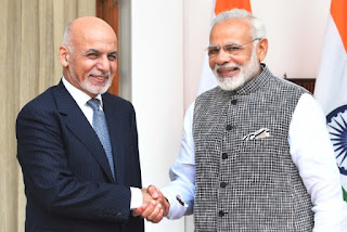India and Afghanistan Signed MoU to Construct Shahtoot Dam