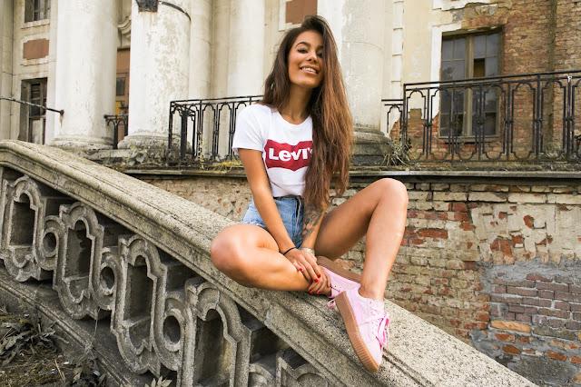Levis t-shirt  - Czytaj więcej