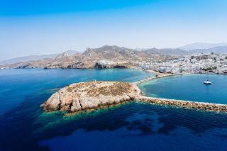 Best Greek Islands for Honeymoon naxos
