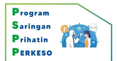 Semakan Keputusan Program Saringan Prihatin PERKESO Online (PKP)