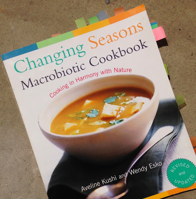 Libri di cucina macrobiotica - consulenza macrobiotica