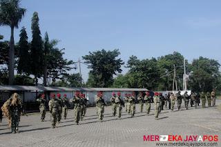 Peringati HUT Kopaska Ke-59,  Komandan Puskopaska Harapkan Prajuritnya Militan