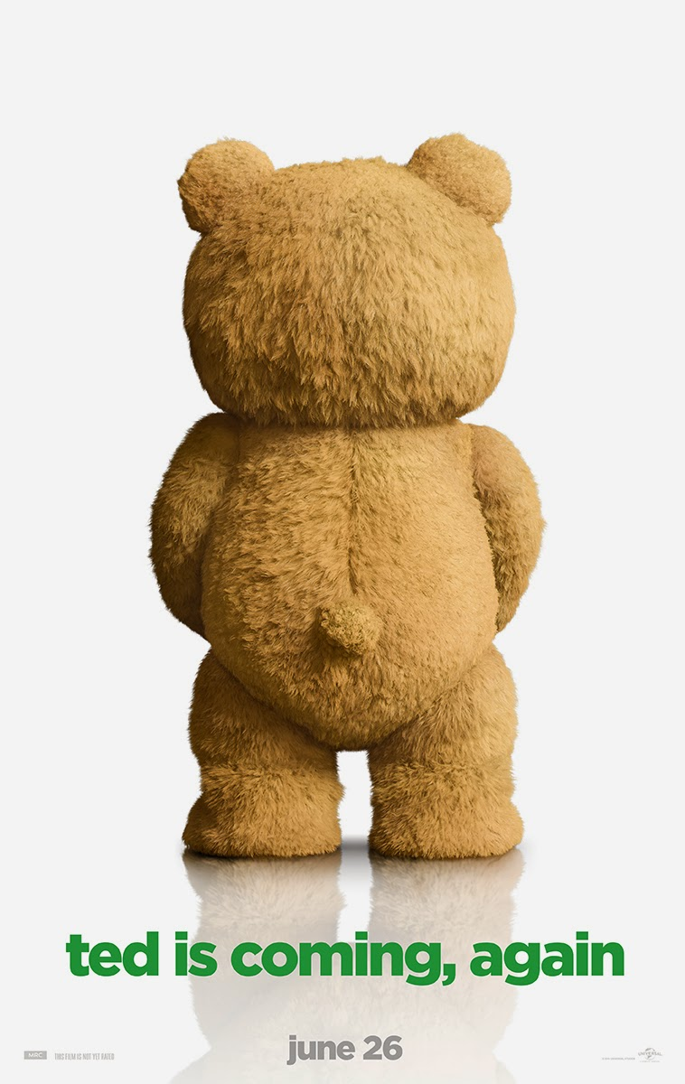 TED sequel TED 2 trailer released online