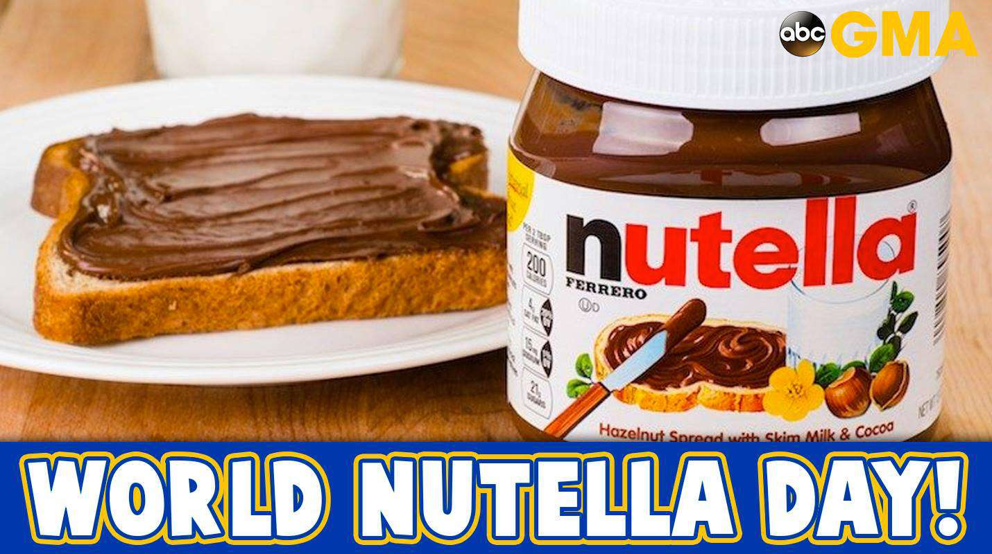 World Nutella Day Wishes For Facebook