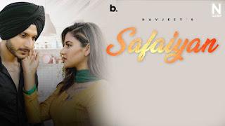 Safaiyan Lyrics - Navjeet