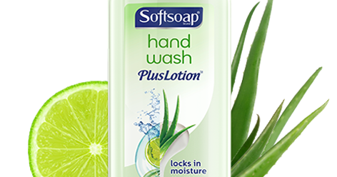 Hold Your Sweetheart's Hand This Valentine's Day Thanks to Softsoap Hand Wash Plus Lotion
