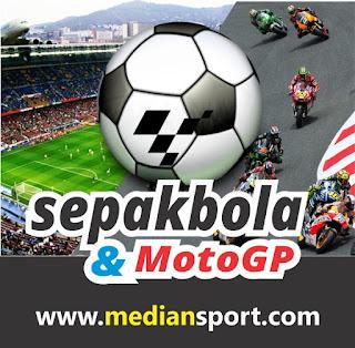 Jadwal Hasil Klasemen Bola dan MotoGP https://www.mediansport.com/