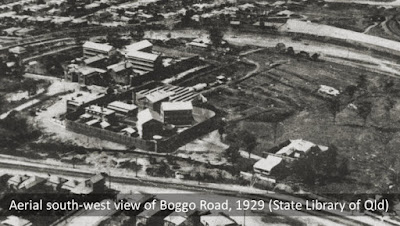 View of Brisbane's Boggo Road Gaol, 1929.