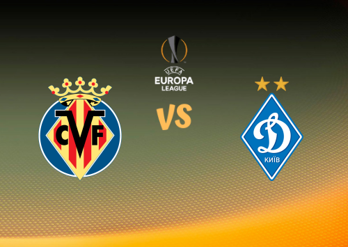 Villarreal vs Dinamo Kiev  Resumen