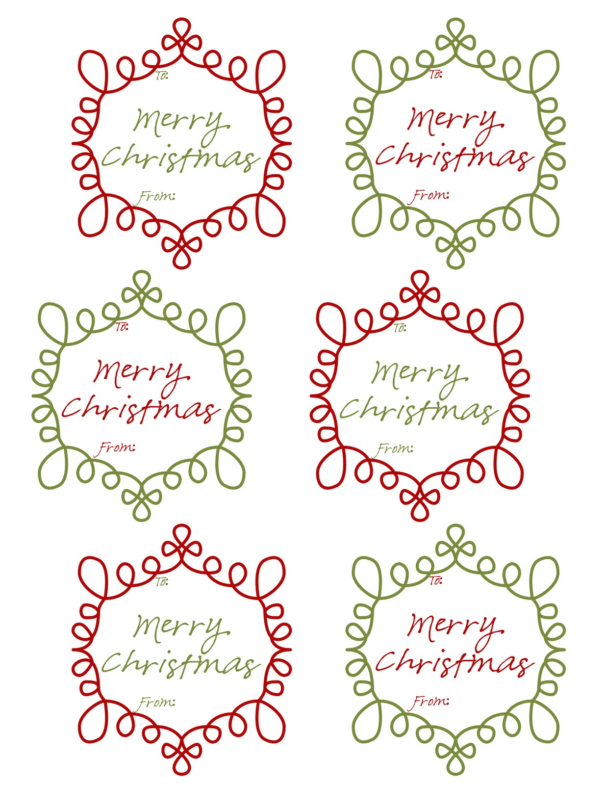 Mommy by day Crafter by night Free Printable Christmas