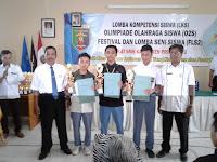 Lomba Keterampilan Siswa (LKS) Kabupaten Pringsewu Tahun 2017