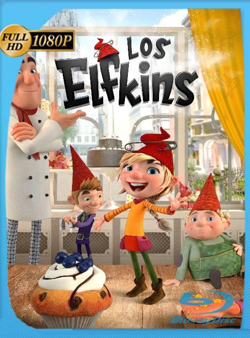 Los Elfkins (2020) BRRip 1080p Latino [GoogleDrive] Ivan092