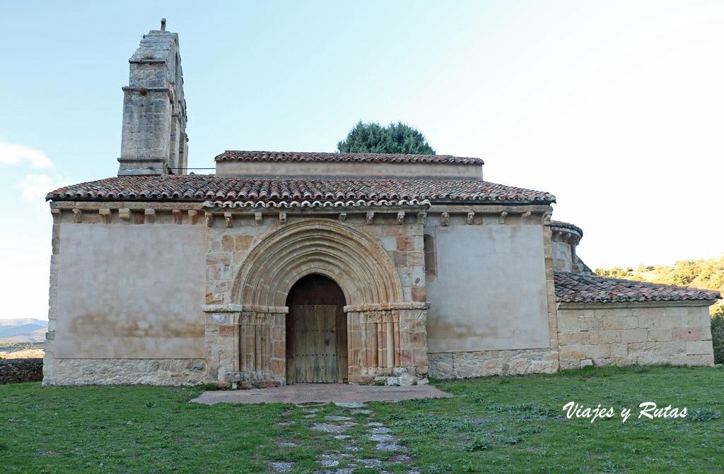 Iglesia de San Andrés de Gama