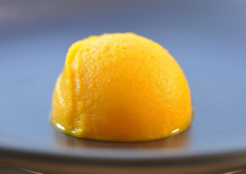 Lody mango z imbirem i limonką