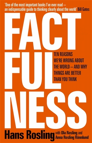 Factfulness: Ten Reasons We're Wrong About the World – and Why Things Are Better Than You Think by Hans Rosling