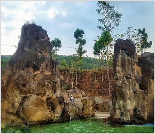 Pemandian Alam Reco Kembar;10 Top Destinasi Wisata Pasuruan;
