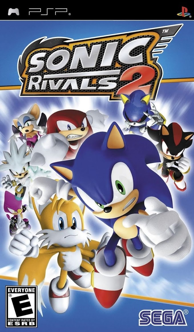 Download Sonic Rivals 2 ISO File PSP - PPSSPP Game