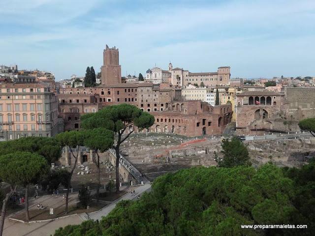 miradores bonitos en Roma