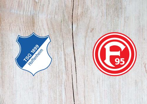 Hoffenheim vs Fortuna Dusseldorf -Highlights 30 November 2019