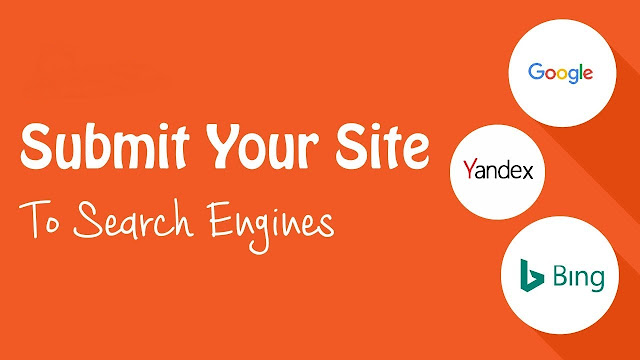 Submit A Site To Search Engines Like Google, Bing & Yahoo