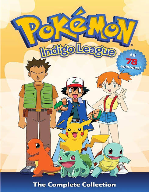 Pokemon Season 04 Indigo League Images In 720P