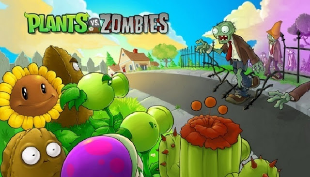 تحميل لعبه Plants vs. Zombies FREE