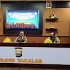 Kapolres Takalar Pimpin Rapat Pelaksanaan Gelar Operasional Bulanan