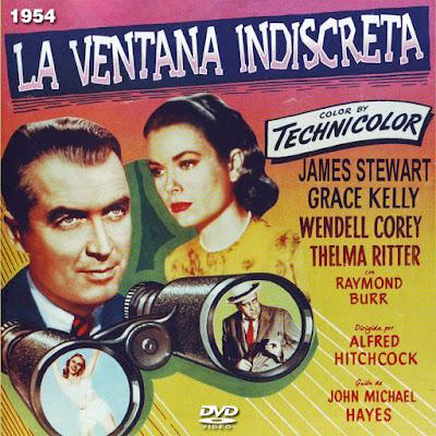 La ventana indiscreta - [1954]