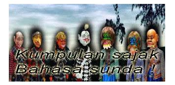 Kumpulan Contoh Sajak Bahasa Sunda