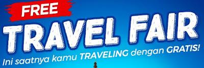 Daftar Jadwal Travel Fair Juni 2019