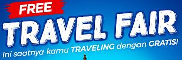 Daftar Jadwal Travel Fair Agustus 2019