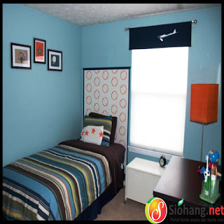 dekorasi kamar tidur yang simpel