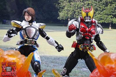 S.H. Figuarts Shinkocchou Seihou Kamen Rider Ixa 62