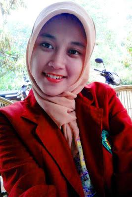 t shirt hijab t shirt hijab style gaya mahasiswi KKN di desa
