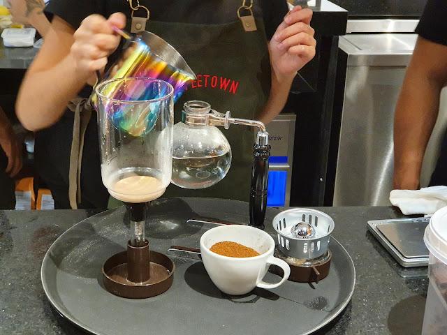 Blog Apaixonados por Viagens - Coffeetown - The American Coffee and Cake, Co. - Centro do Rio de Janeiro